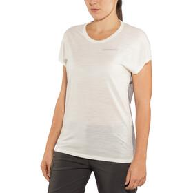 Norrøna Bitihorn Wool T-shirt Dame snowdrop
